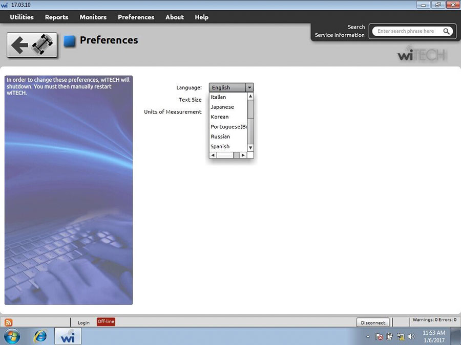 Chrysler Diagnostics MicroPod 2 wiTech 17.04.27 for Chrysler Diagnostics and Programming