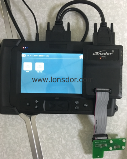 LONSDOR K518S Auto Key Programmer Basic Version same as K518ISE