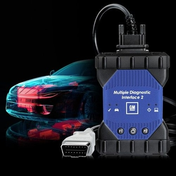 GM MDI 2 Multiple Diagnostic Interface with Wifi Card - Obdiiscantool.com