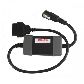 ISUZU DC 24V Adapter Type II for GM Tech2 - Obdiiscantool.com