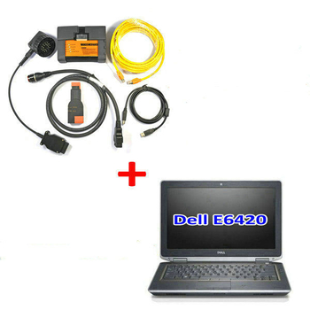 BMW ICOM A2 With V2019.09 Engineers Software Plus DELL E6420 Laptop Preinstalled Ready to Use - Obdiiscantool.com