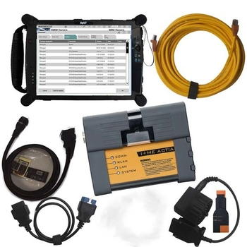 BMW ICOM A2 With V2019.09 Engineers software Plus EVG7 Tablet PC Ready to Use