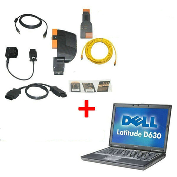 BMW ICOM A+B+C With 2019.09 Engineers Version Plus Dell D630 Laptop - Obdiiscantool.com