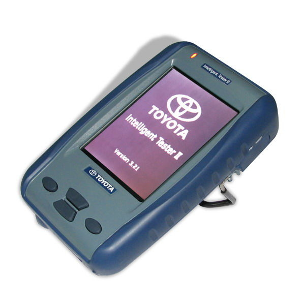TOYOTA DENSO Diagnostic Tester 2-IT2 for Toyota and Suzuki Best Quality 2018.07 Version with Oscilloscope Function - Obdiiscantool.com