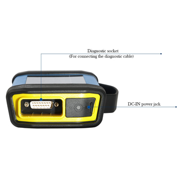 Original Launch X431 V+ HD3 Wifi/Bluetooth Heavy Duty Truck Diagnostic Tool Free Update Online for 1 Year - Obdiiscantool.com