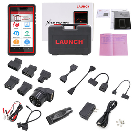 Launch X431 Pro Mini Diagnostic Tool with Bluetooth Global Version 2 Years Free Update Online