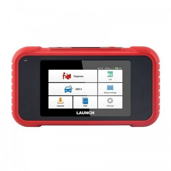 LAUNCH X431 CRP123E OBD2 Code Reader for Engine ABS Airbag SRS Transmission OBD Diagnostic Tool Free Update Online Lifetime - Obdiiscantool.com
