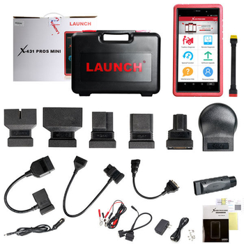 Launch X431 ProS Mini Diagnostic Tool with Bluetooth Global Version 2 Years Free Update Online