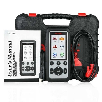 Original Autel MaxiDiag MD806 Pro Full System Diagnostic Tool Same as Autel MD808 Pro Free Update Online Lifetime - Obdiiscantool.com