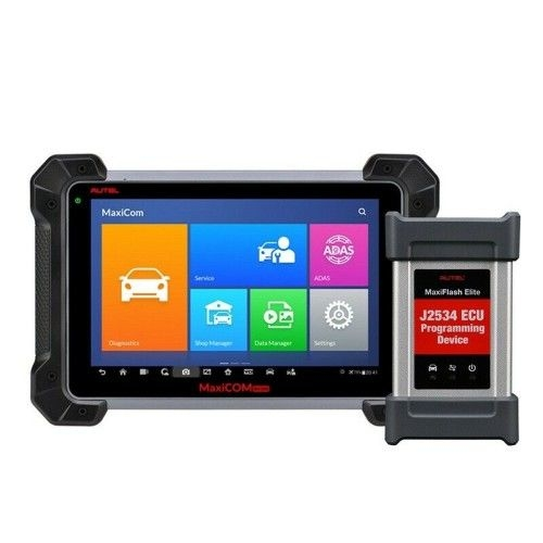 Autel MaxiCOM MK908P Pro Full System Diagnostic Tool with J2534 ECU Programming Multi-Language