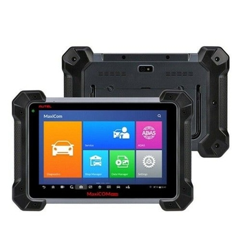 Autel MaxiCOM MK908P Pro Full System Diagnostic Tool with J2534 ECU Programming Multi-Language - Obdiiscantool.com