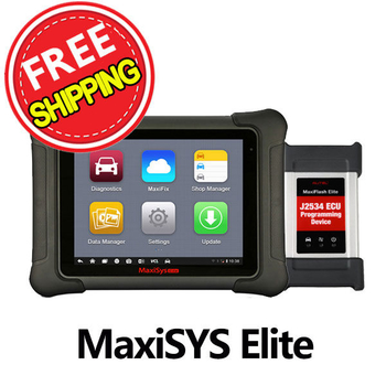 Autel Maxisys Elite Diagnostic Tool with J2534 ECU Programming (Upgraded Version of MS908 Pro) Diagnostic Scanner