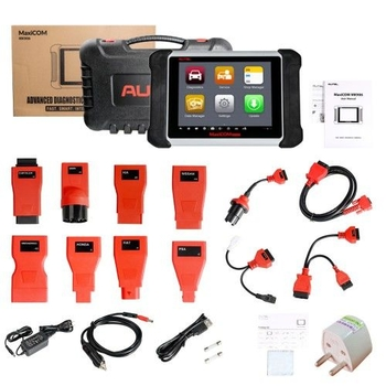 Original AUTEL MaxiCom MK906 Update version of MS906 Online Diagnostic and Programming Tool Free Shipping