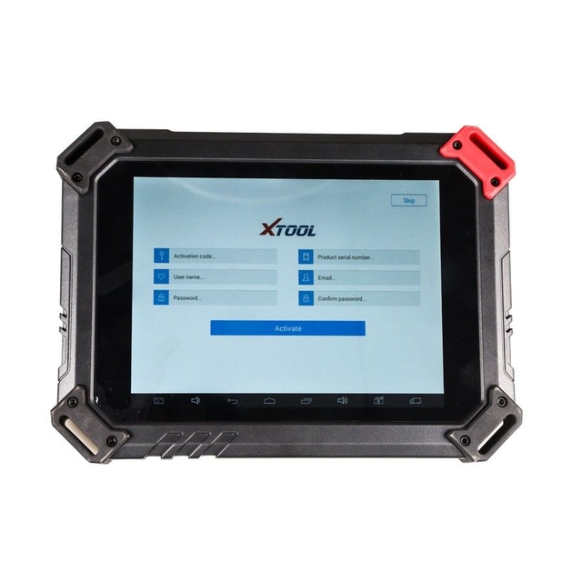 XTOOL EZ500 HD Heavy Duty Truck Diagnostic Tool Full System with Special Function (Same Function as XTOOL PS80HD)