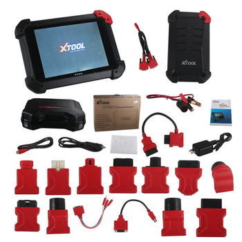 XTOOL PS90 Car Diagnostic tool with Special Functions IMMO/Odometer/DPF/EPS/TPS/EPB Free Update Online for 2 Years - Obdiiscantool.com