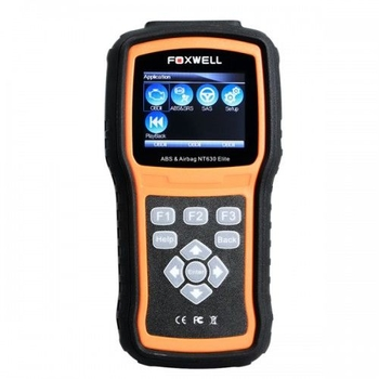Foxwell NT630 AutoMaster Pro ABS Airbag Reset Tool - Obdiiscantool.com