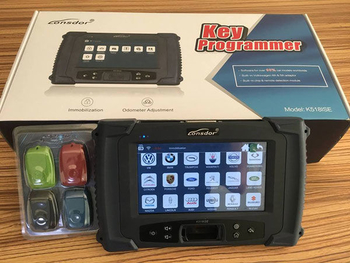 Lonsdor K518ISE Key Programmer Plus SKE-LT Smart Key Emulator - Obdiiscantool.com