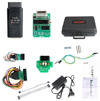 Yanhua Mini ACDP Programming Master WIFI For BMW CAS1 CAS2 CAS3 CAS3+ CAS4 CAS4+FEM BDC IMMO Key Programmer and Odometer - Obdiiscantool.com