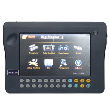 Original Yanhua Digimaster 3 Odometer Correction Master No Token Limitation Plus OBD II Adapter and Cable for Key Programming - Obdiiscantool.com