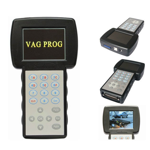 VAG PROG Standard package Odometer Correction tool