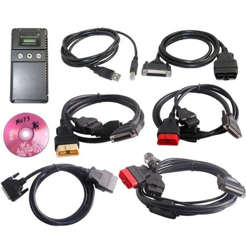Mut 3 Mut III Scanner Mitsubishi MUT-3 for cars and trucks with CF card and Coding Function - Obdiiscantool.com