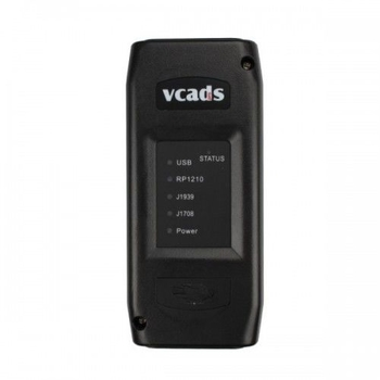 VCADS Pro 2.40 for Volvo Truck Diagnostic Tool With Multi Languages - Obdiiscantool.com