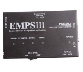 ISUZU EMPSIII Heavy Duty Diagnostic Programming Plus with Dealer Level