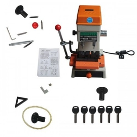 368A Vertical Car Household Key Copy Cutting Dulplicated Machine Locksmith Picking Tool 220V