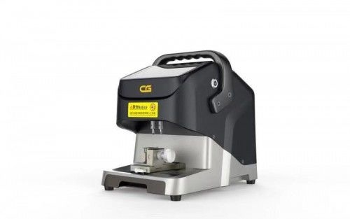 CG Godzilla Automotive Key Cutting Machine Support both Mobile and PC with Built-in Battery - Obdiiscantool.com