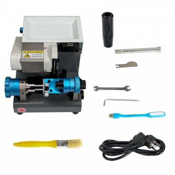 Jingji F1 Ford Jaguar Vehicles Tibbe Type Key Cutting Machine - Obdiiscantool.com