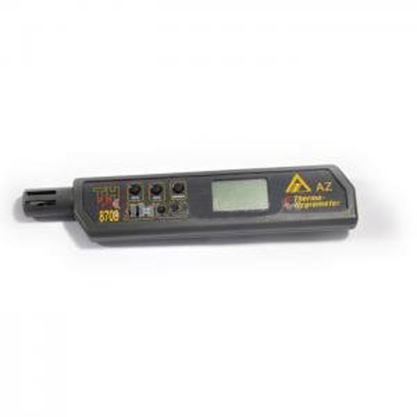 8708 Pocket Digital Hygro-Thermometer