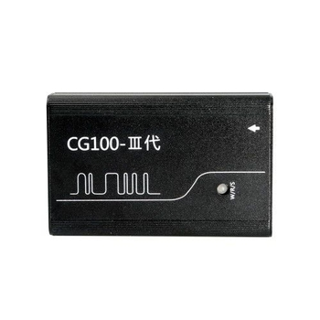 CG100 PROG III Full Version Airbag Restore Devices including All Function of Renesas SRS and Infineon XC236x FLASH - Obdiiscantool.com