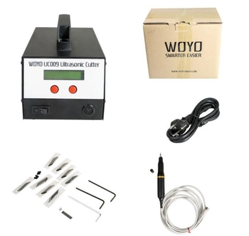 WOYO UC009 Ultrasonic Cutter for Cutting Plastic UC009 Hobby Tool - Obdiiscantool.com